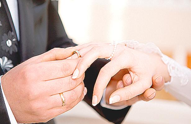 356 parejas se casaron