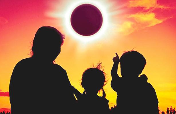 Recomendaciones para eclipse solar, este día