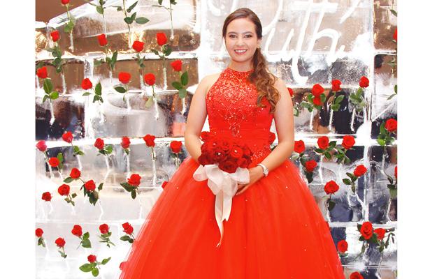 15 años de Ruth Salomón Bolio