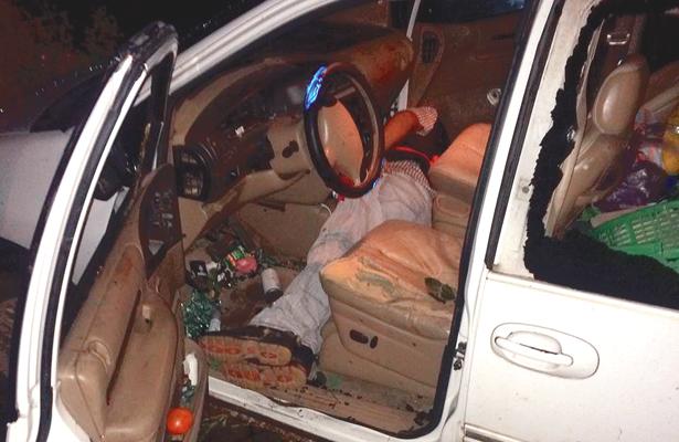 Artero crimen, comerciante de hamburguesas asesinado para asaltarlo