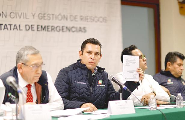 Presentan Plan Estatal de Protección Civil Familiar