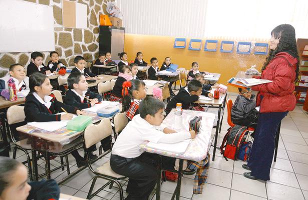 En Hidalgo, no todos a clases