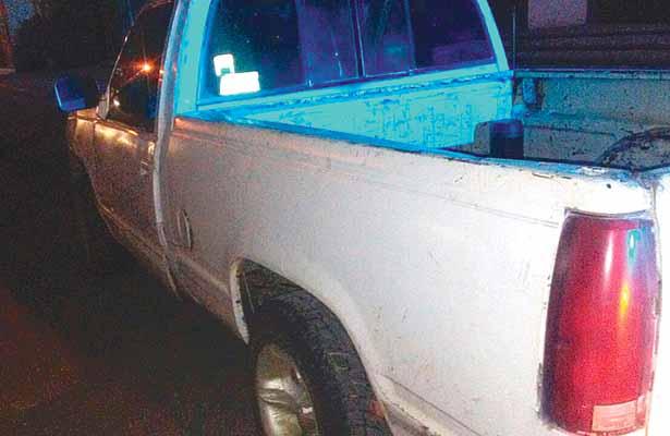 Policías recuperan vehículos