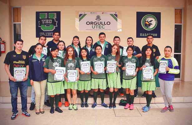 Orgullo UTec reconoce a alumnos destacados