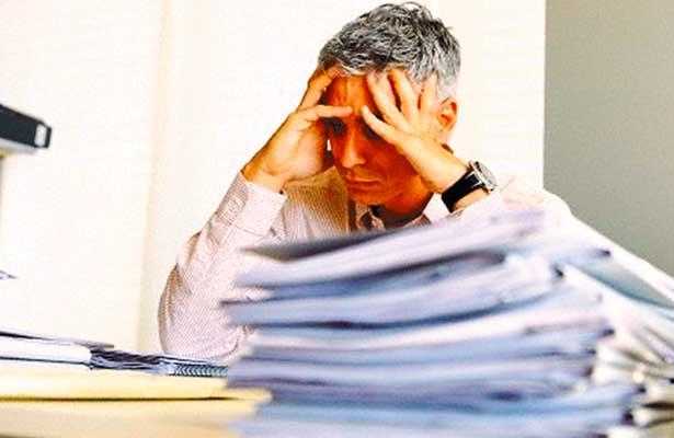 Recomendaciones contra estrés laboral y salud mental en trabajo
