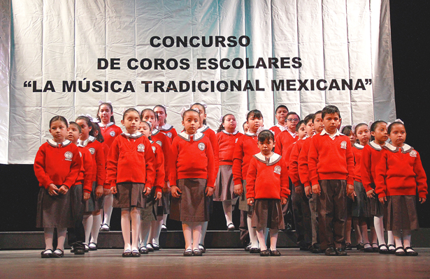 Abre SEPH convocatoria para concurso de coros escolares
