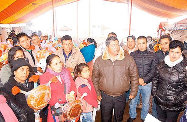 Realizarán proyectos de obra  en comunidades marginadas