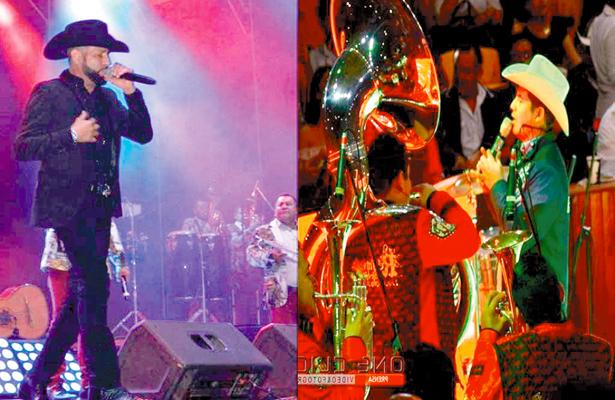 Remmy Valenzuela y Pancho Barraza cantarán esta noche