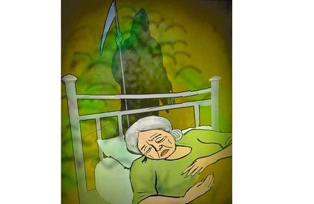 Muerte de mujer alarma a vecinos