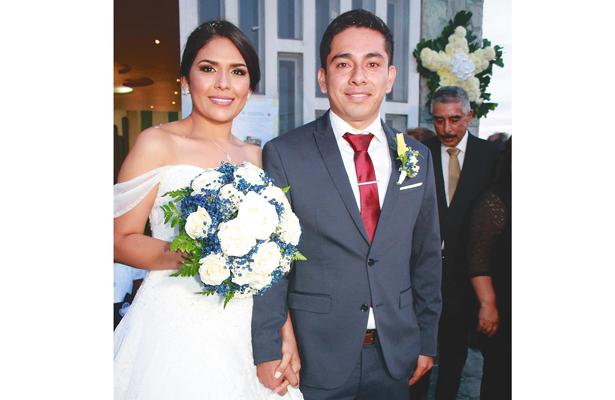 Se casaron