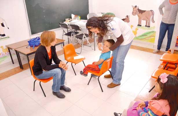 Alrededor de mil terapias, al mes, en Unidad Básica de Rehabilitación