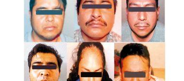 Sentencian a 6 secuestradores