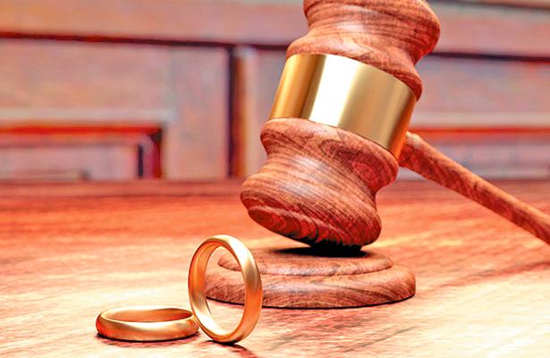 Se casan jóvenes y luego se divorcian