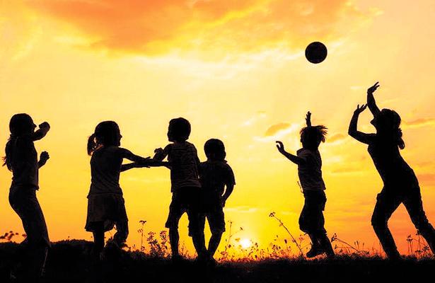 Celebraron Día Mundial del Niño