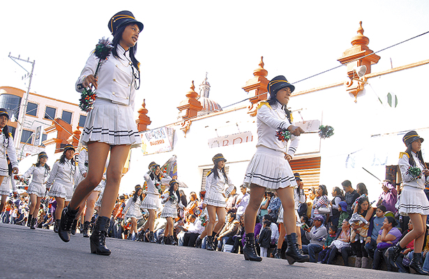 Hoy, desfile revolucionario; participarán 9 mil alumnos