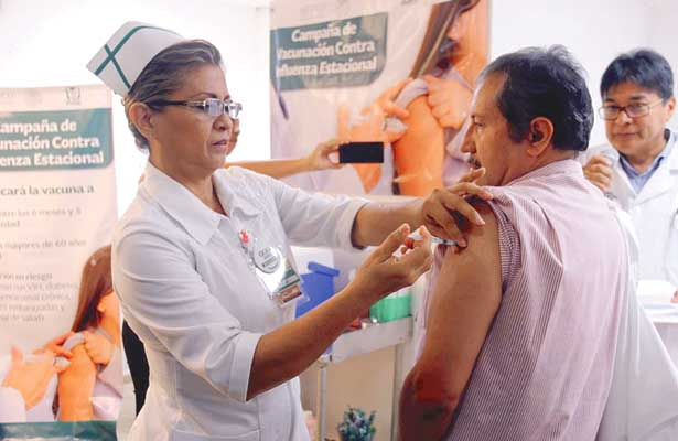 Piden tomar precauciones por influenza