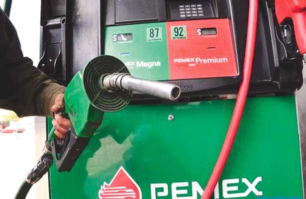 Esperan gasolinazo al finalizar el mes