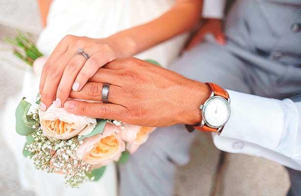 Más de 500 bodas por lo civil en 2017