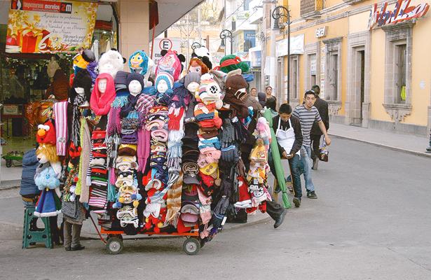Incrementa  la venta de  ropa invernal