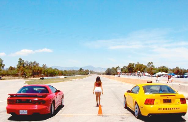 HOY, a partir de las 11 de la mañana darán paso al cierre de los Arrancones ¼ de Milla en Epazoyucan, con las unidades más veloces y los expertos al volante. Foto: El Sol de Tulancingo.