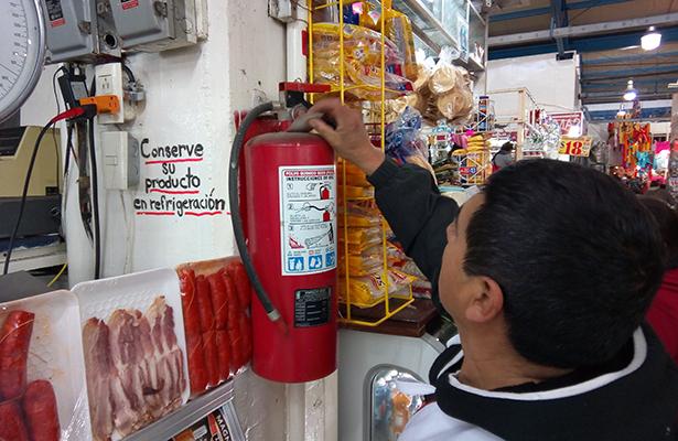 Riesgo latente en mercado Juárez