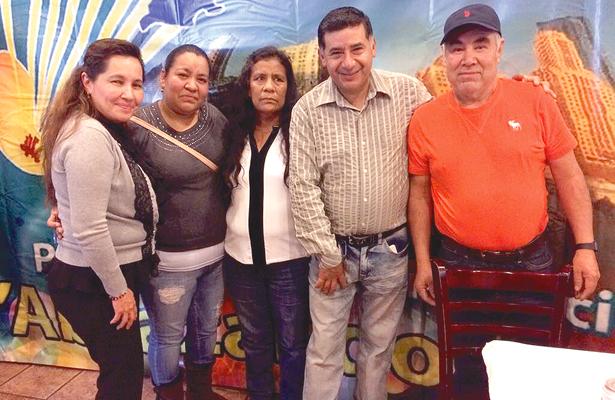 """Abrazando Destinos"" reencuentra a familias"