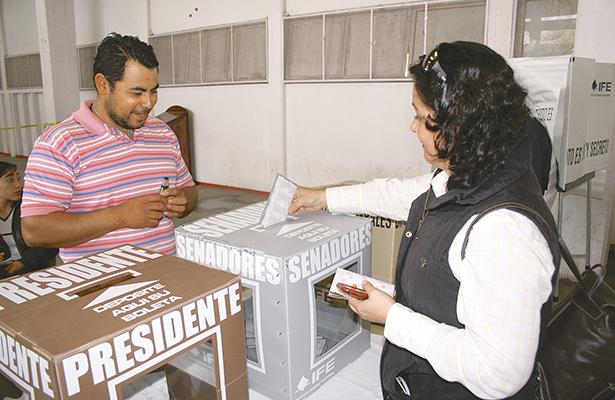 Inicia próximo viernes proceso electoral local