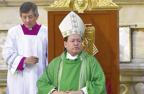 Alista El Vaticano salida del cardenal Norberto Rivera