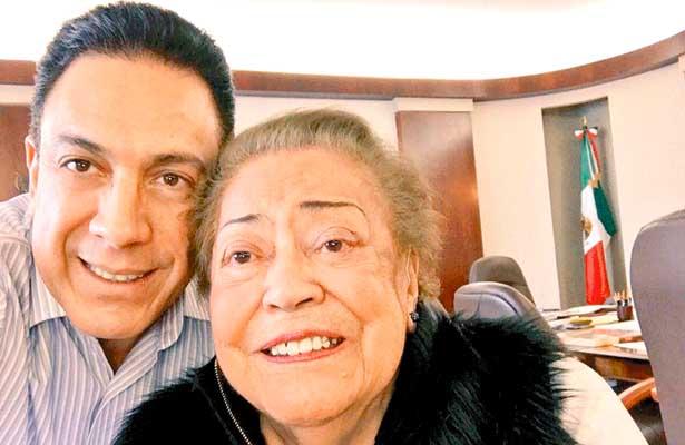 Falleció la mamá del gobernador Omar Fayad