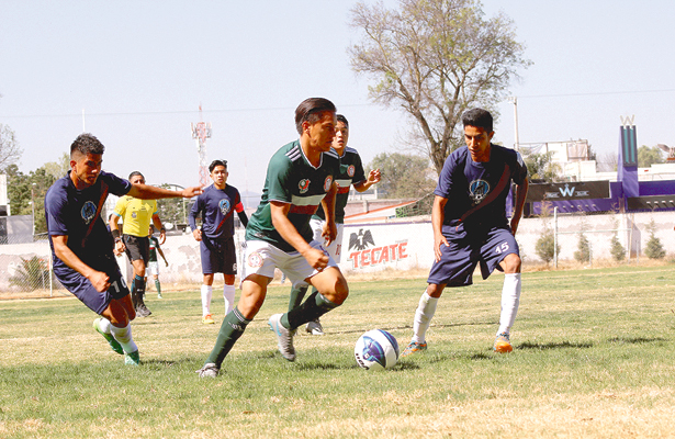 FC Satélites de Tulancingo abrió temporada de futbol