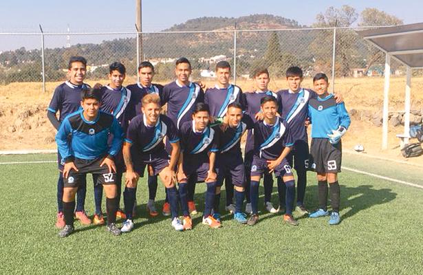 Imparables fuerzas básicas de FC Satélites de Tulancingo