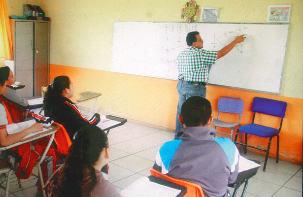 Intercambio de maestros México-Estados Unidos