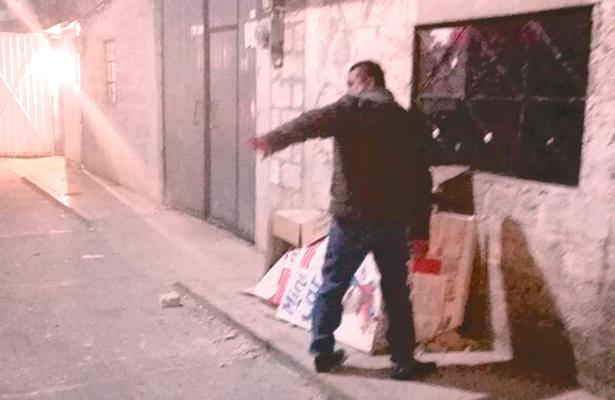 Adolescente en situación de calle; DIF atiende caso