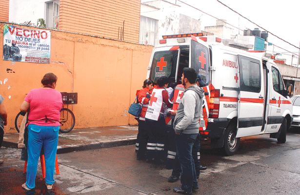 359 servicios atendió la Cruz Roja Tulancingo
