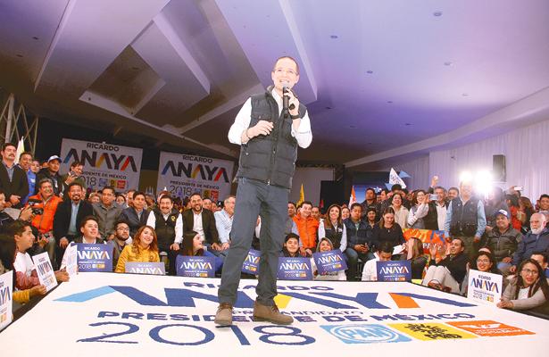 Ricardo Anaya quiere fortalecer las refinerías