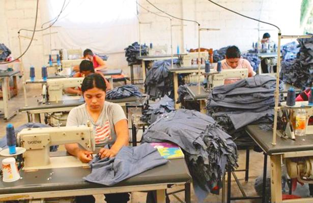 Inicia bien 2018 la industria textil