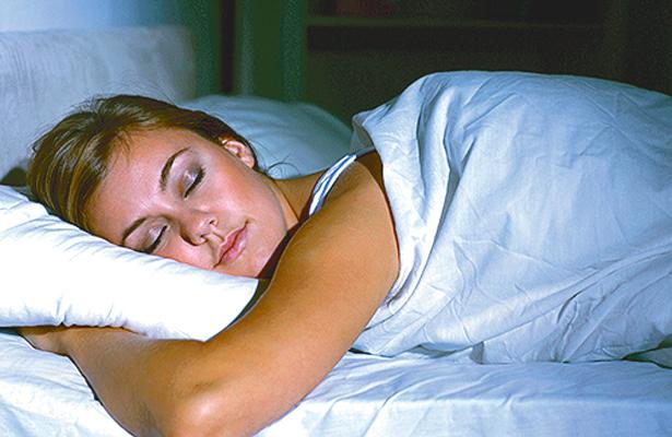 Sueño reparador controla el estrés
