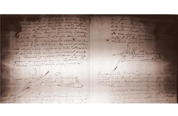 Desde el siglo XVIII existía la figura de Notario, en Tulancingo [Video]