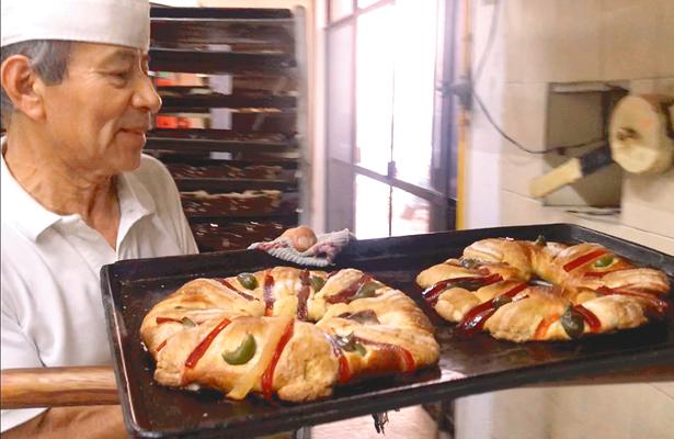 Rosca de Reyes, pan muy esperado