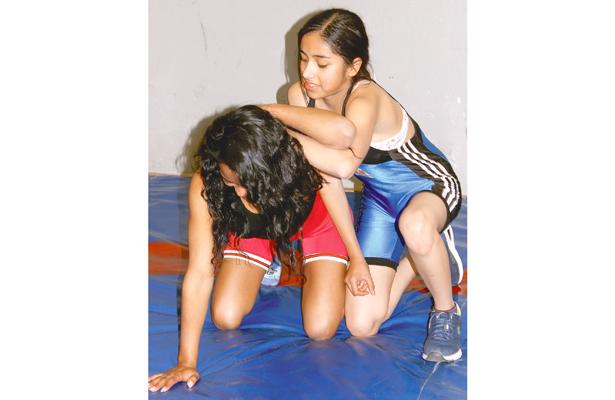 Nacional de Lucha Olímpica