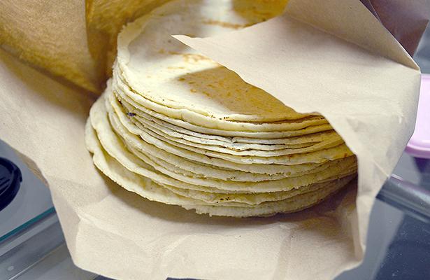No hay quejas por alza en precio de tortillas