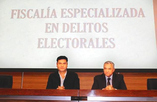 Capacitaron a personal de Sedeso sobre delitos electorales