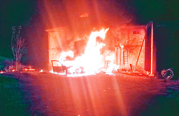 Explosión deja seis lesionados