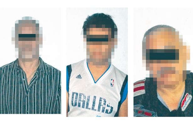 Tres, en estado de ebriedad, escandalizaban en vía pública