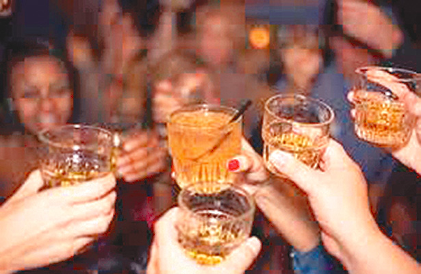 Alcohol en escuelas