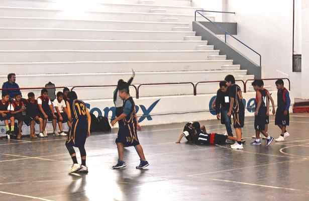 Tulancingo sede pre-estatal de baloncesto