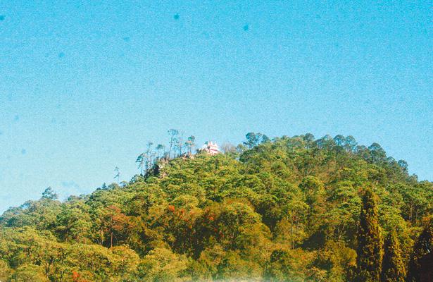 Cerro de las Tres Cruces, un atractivo
