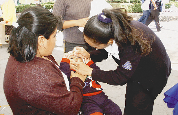 Inicia, hoy, campaña de vacunación