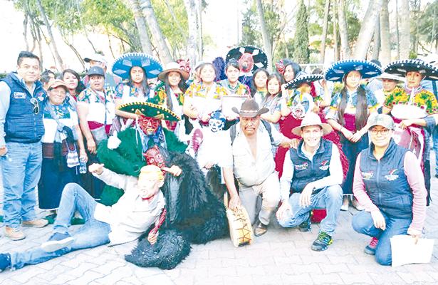 Carnaval de Santa Ana  Hueytlalpan