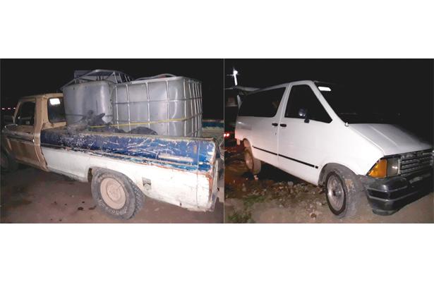 Policías de Cuautepec combaten huachicoleo